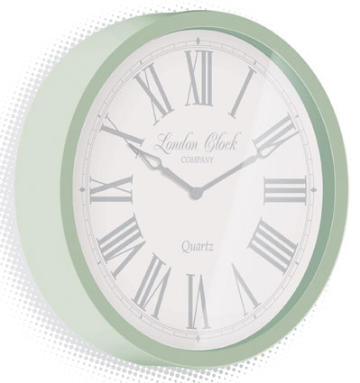 Traditional Design Wall Clocks